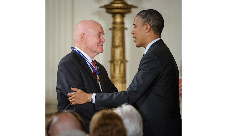 12/09/16 - President Obama's Statement on John Glenn