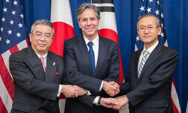 Key Outcomes of the U.S.-Japan-ROK Trilateral Vice Foreign Ministerial Meetings
