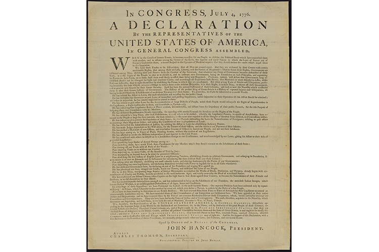 Living documents of american history and democracy us for From documents of american history