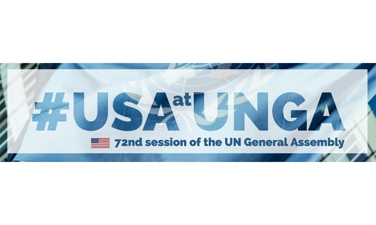 72nd Session of the United Nations General Assembly