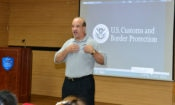 CBP Attaché Conducts CLP Training at Gimhae International Airport