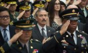 Ambassador Harry Harris Attends Repatriation Ceremony at Seoul National Cemetery