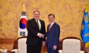 Secretary Pompeo Remarks With South Korean President Moon Jae-in