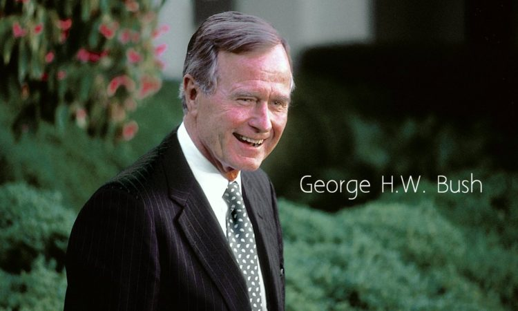 George H.W. Bush, the 41st President