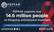 Secretary Pompeo Announces Latest Lifesaving PEPFAR Results