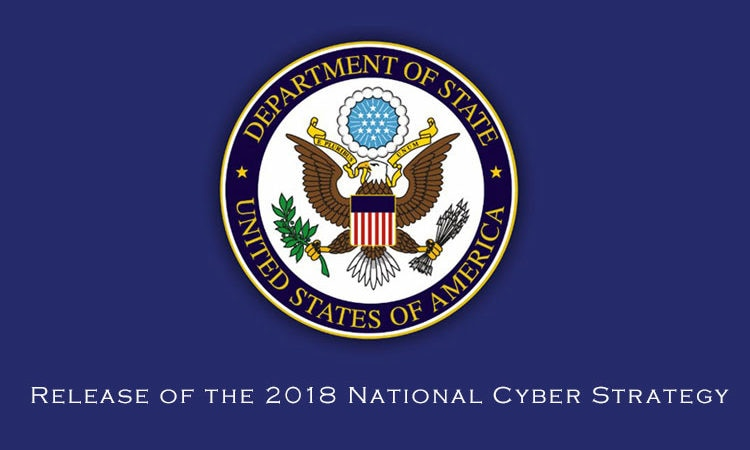 Release of the 2018 National Cyber Strategy