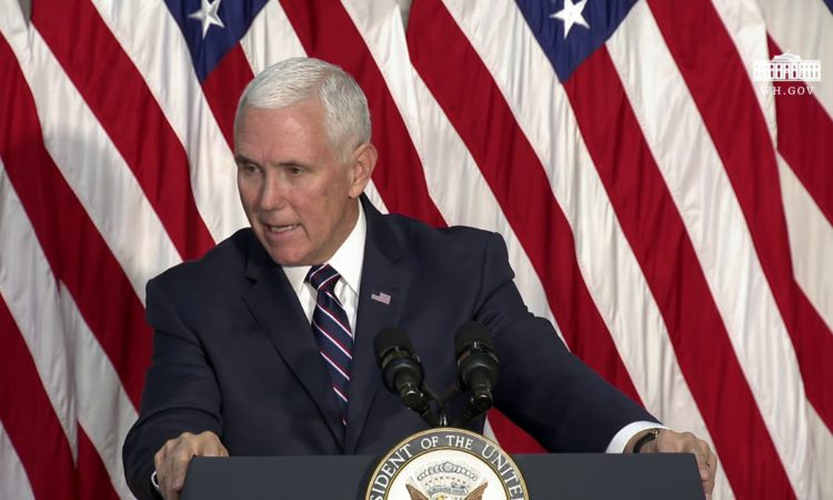 Remarks by Vice President Pence at World AIDS Day Event
